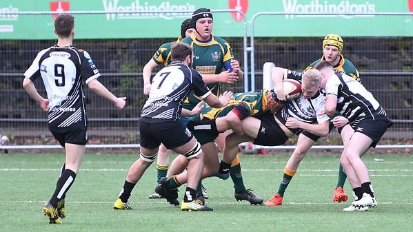 2017 12 23 - Pontypridd Youth 55 v Bridgend Athletic Youth 33