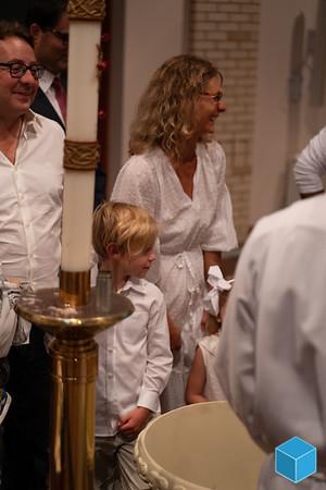 Riley Baptism