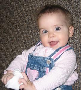 Margaret Paige Monaco (Maggie) [8-9 months]