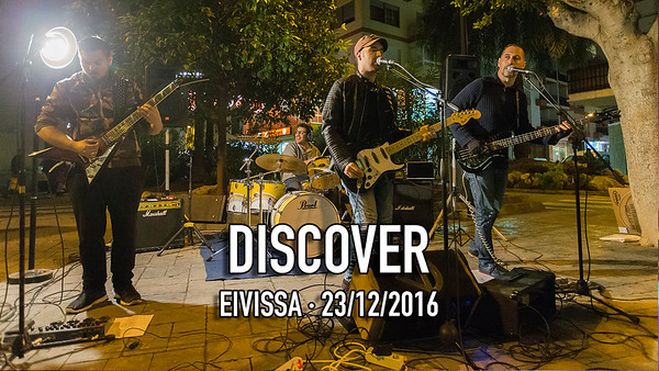 DISCOVER EIVISSA