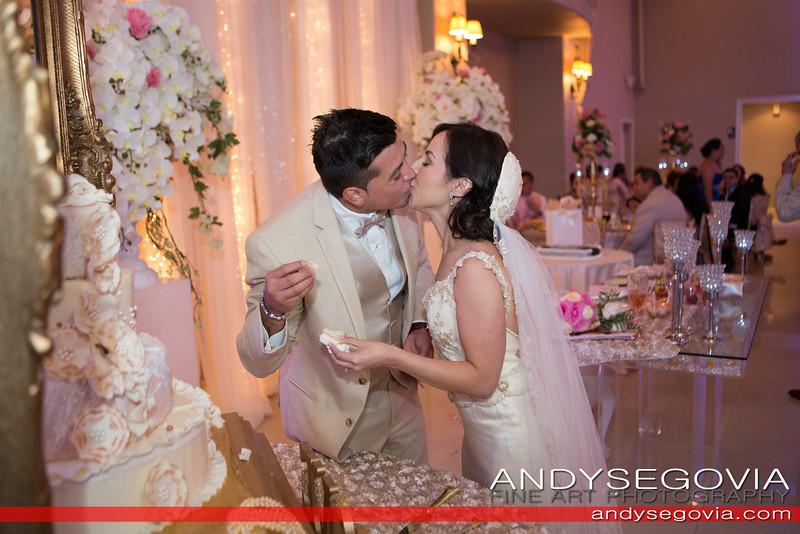 Krissy + Ozzy Wedding
