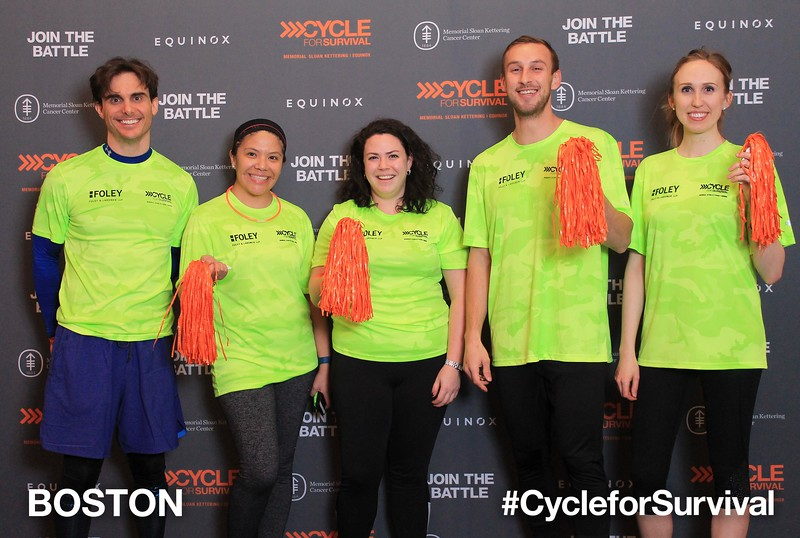 02/02/2018 Cycle for Survival Boston