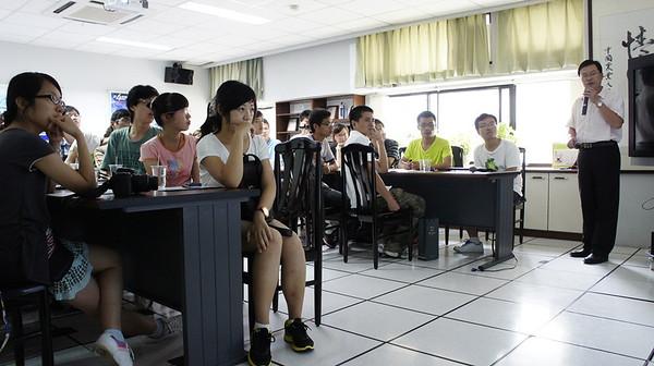 20110725 大陸東南大學交通學院參訪