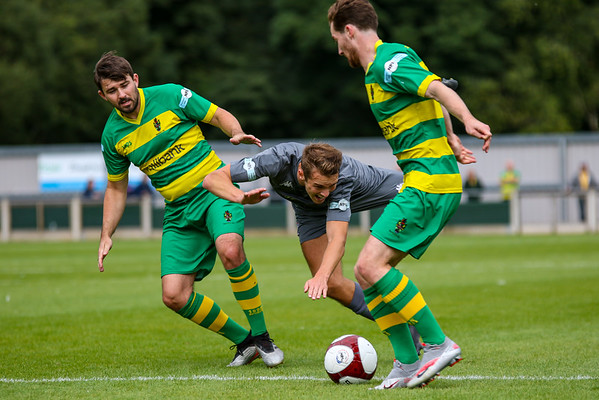 Runcorn Linnetts v Witton Albion Pre season 29-08-20