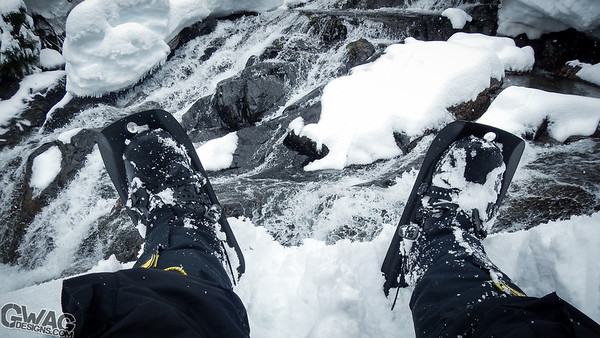 Snoqualmie Basin Snowshoe 2014