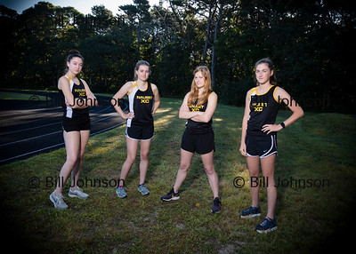 Nauset Girls X-country 2019-2020