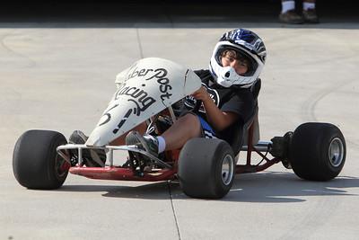 Andy's Go Kart Practice