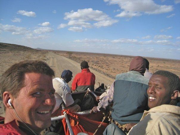career break travela dventures in Kenya