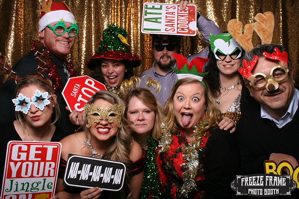 NDFCU Holiday Party 2018 Originals