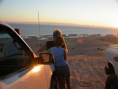 Amy's first trip to El Golfo (2003)