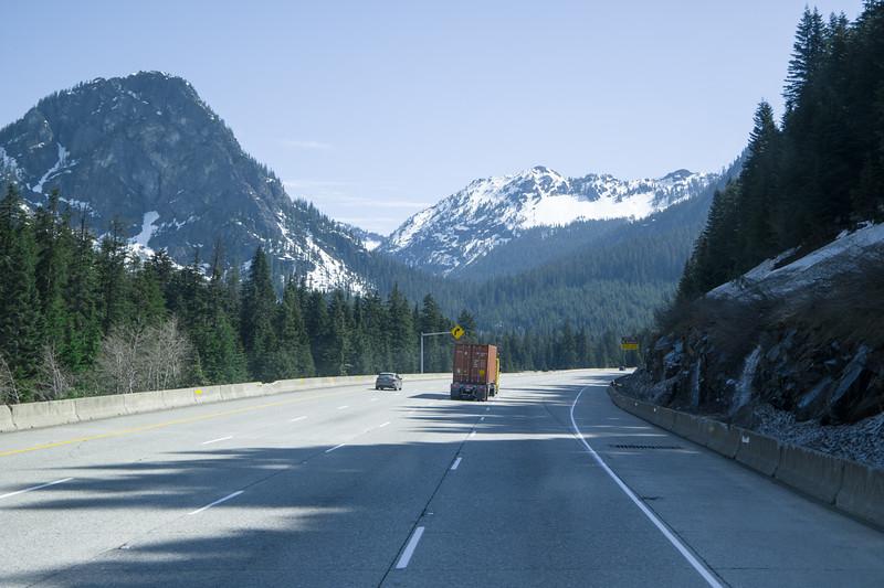 Snoqualamie Pass, WA