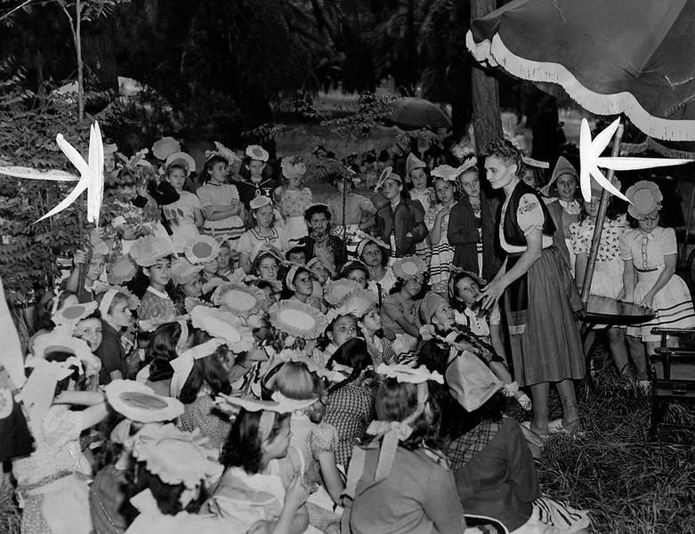 1941, Hans Christian Andersen Festival