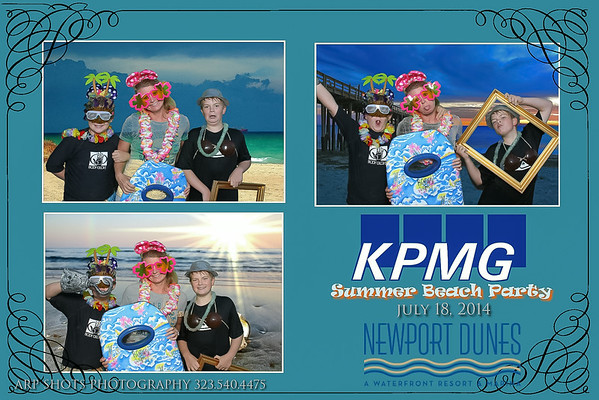 KPMG OC Summer Beach Party