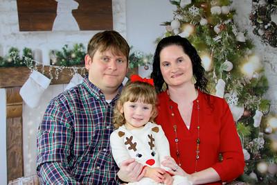 The Steverson Family