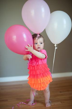 Reese 1st Birthday