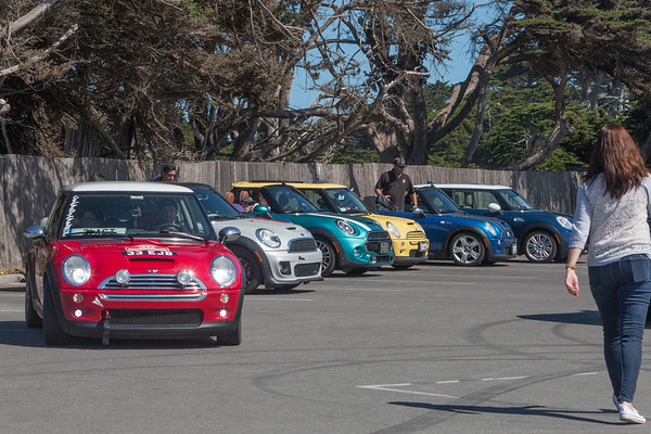 NorCal MINIs to 17-Mile Drive and Annual Meeting