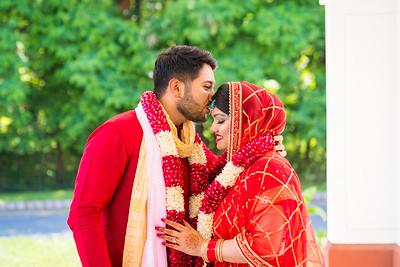 Urooj Akash Wedding