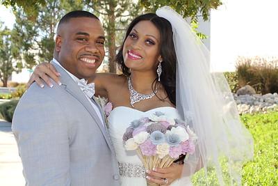 Mr and Mrs Burnette