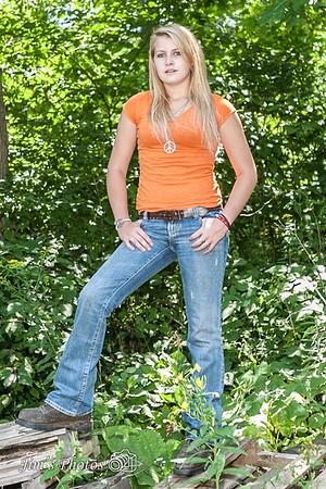 Senior Class Photos - Chelsea Topp [d] 2009
