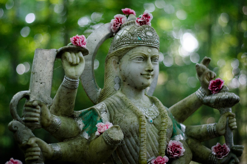 Durga Bust