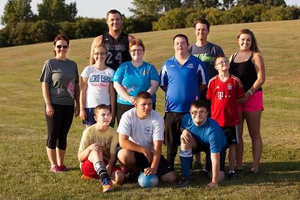 2014-08-25 St Albert Special O Soccer Club