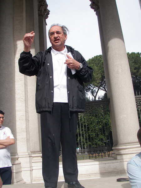 Fr. Claudio Siebenauler