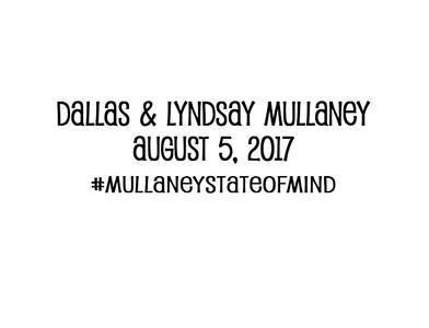 Lyndsay & Dallas 2017