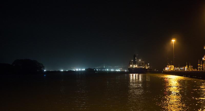 Puente Centenario, Panamá from Esclusa Pedro Miguel