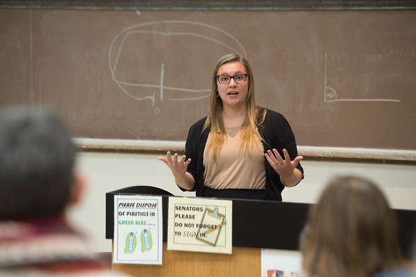 10/23/18 Undergraduate Summer Research Student Presentations