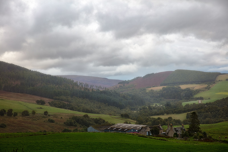 Cairngorms Farm