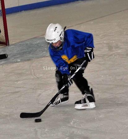 20110115 Mites Hockey