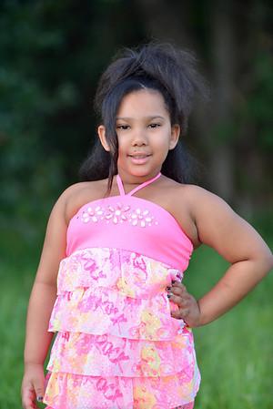 Jasmine's 8yr Portraits 071013
