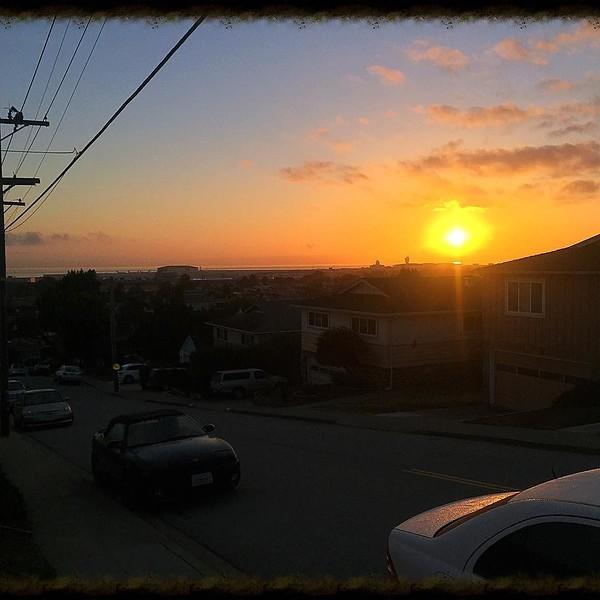 Good morning #SanFrancisco #latergram
