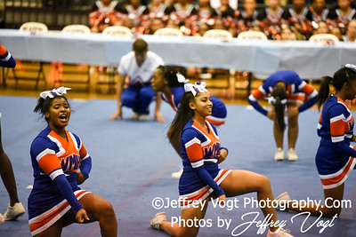 11-12-2016 Watkins Mill HS at MCPS Cheerleading Championship Division 3 at Montgomery Blair HS, Photos by Jeffrey Vogt Photography
