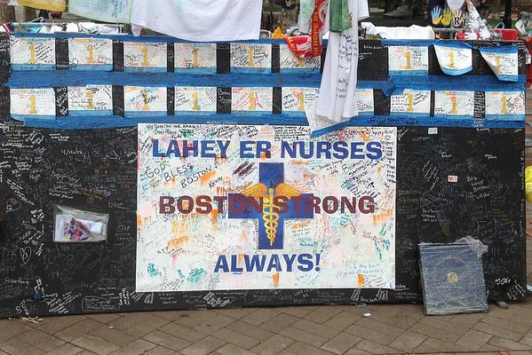 Copley Square - Boston Marathon Memorial 05/24/2013