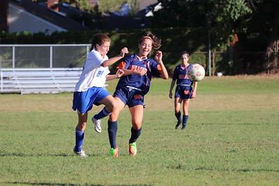 MHS JV Girls Soccer