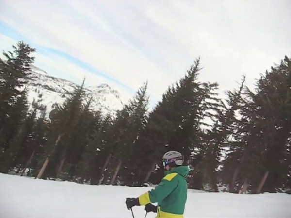 I had a couple of my friends take video of me skiing and I compiled a bunch of the videos into this one almost 4 minute movie. It can get a bit boring but it's certainly worth it to watch until the end, which is when the funniest thing happens!  Videos recorded by Harrison Turner and John Donovan.