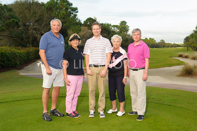 Golf - Women for Cancer Research 2014