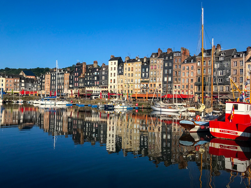 Le Havre / Honfleur - June 20th to 24th