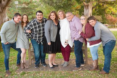 Wells Family Portraits 2018