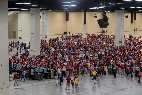 Cyclones Pep Rally 12/27/18