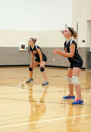 Seneca East Volleyball 2014