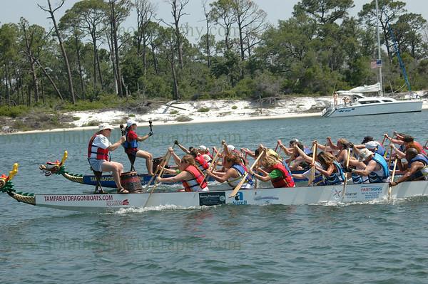 Perdido Key Dragon Boat Races- 2005