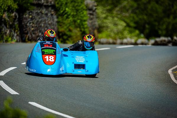Hancock Racing TT 2019
