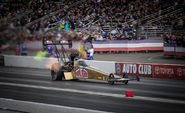 NHRA Winter Nationals 2017