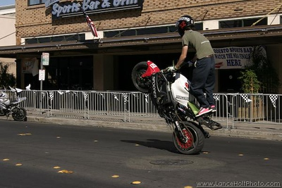 2008 Hooligans MC Street Bike Fest in Modesto, Ca