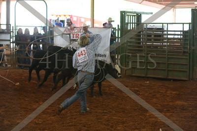 foot calf roping jr