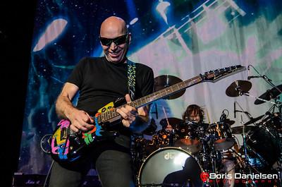 Joe Satriani - 28/06/16 @ Rockefeller, Oslo.