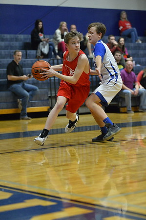 FWC Basketball MS 7th  1-27-2020