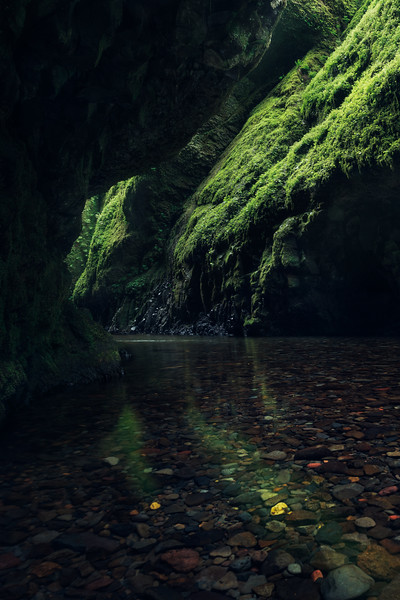 Oneonta Gorge, OR.